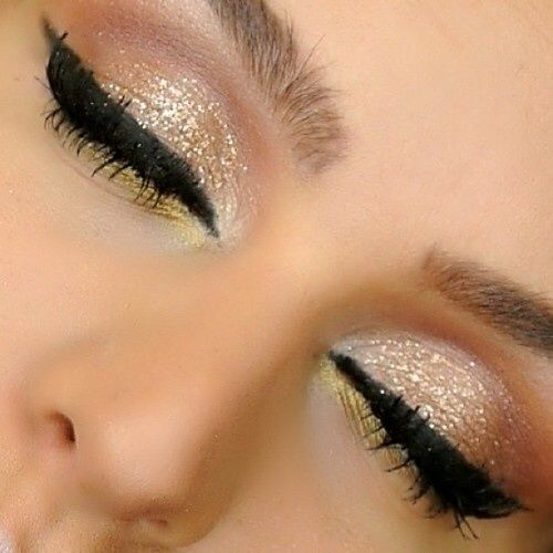 New Years Eve Makeup Ideas 10