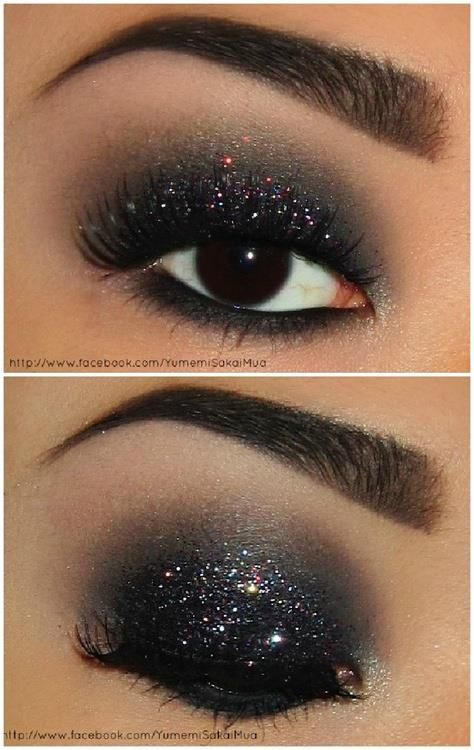 New Years Eve Makeup Ideas 4