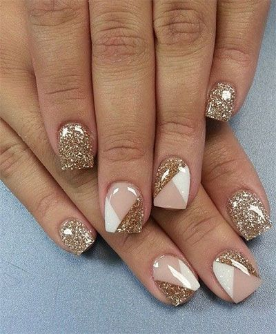 New Years Eve Nail Art Design & Ideas 11