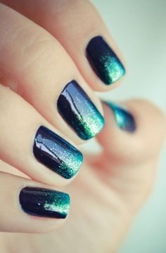 New Years Eve Nail Art Design & Ideas 4