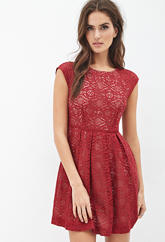 2015 Valentine's Day Dresses & Outfit Ideas 3