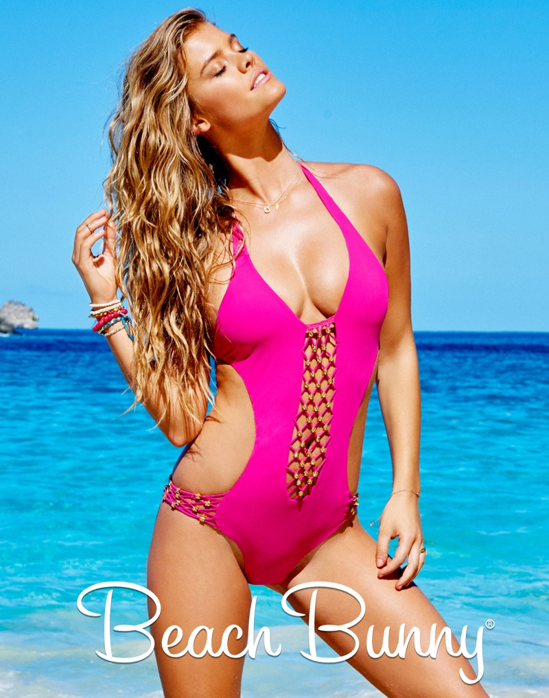 Beach Bunny Swimwear Spring 2015 Campaign 3