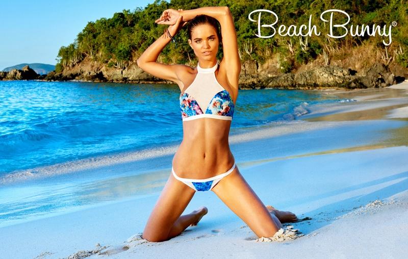 Beach Bunny Swimwear Spring 2015 Campaign 5