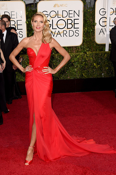 Best Dressed On The Red Carpet - 72nd Annual Golden Globe Awards 14