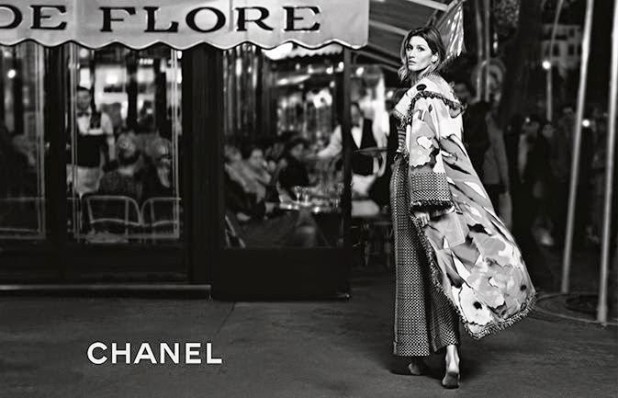 Chanel Spring Summer 2015 Collection Campaign 10