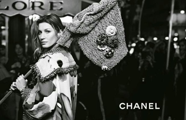Chanel Spring Summer 2015 Collection Campaign 2