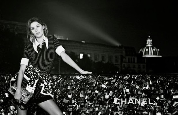 Chanel Spring Summer 2015 Collection Campaign 3