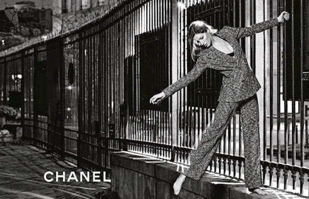Chanel Spring Summer 2015 Collection Campaign 4