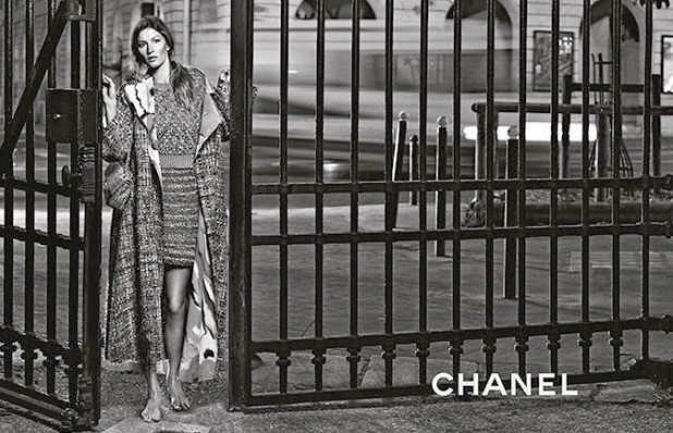 Chanel Spring Summer 2015 Collection Campaign 5