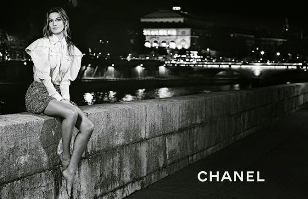 Chanel Spring Summer 2015 Collection Campaign 6