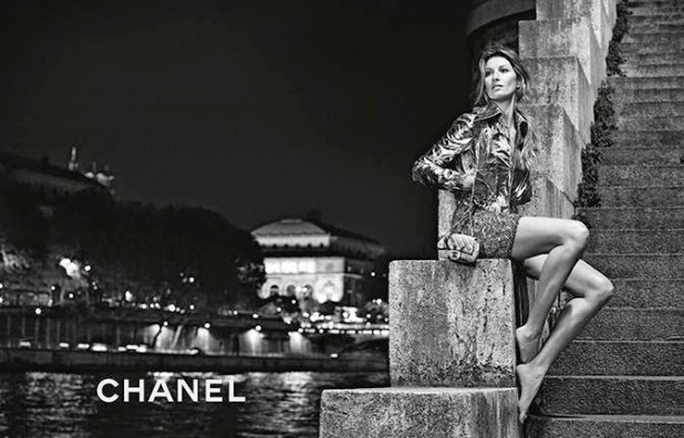 Chanel Spring Summer 2015 Collection Campaign 7