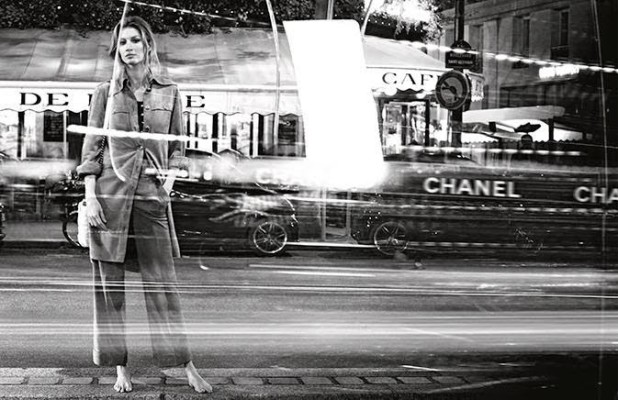 Chanel Spring Summer 2015 Collection Campaign 8
