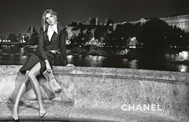 Chanel Spring Summer 2015 Collection Campaign