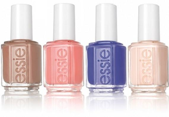 Resort essie nail polish collection advise dress in summer in 2019