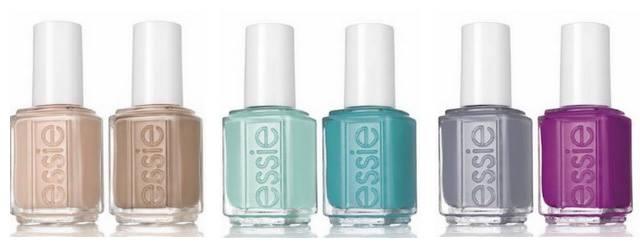 Essie Spring 2015 Nail Polish Collection