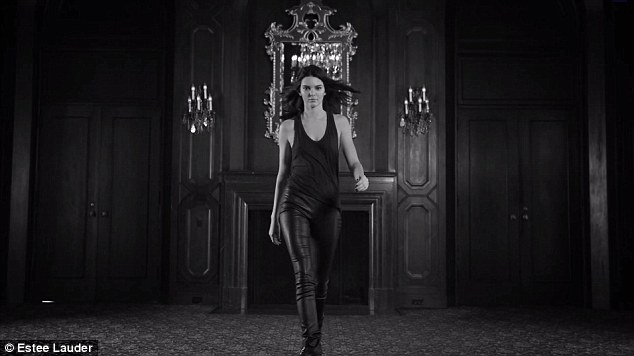 Estee Lauder Releases First Kendall Jenner Ad