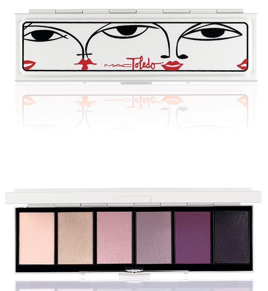 MAC x Isabel and Ruben Toledo Collection for Spring 2015 13