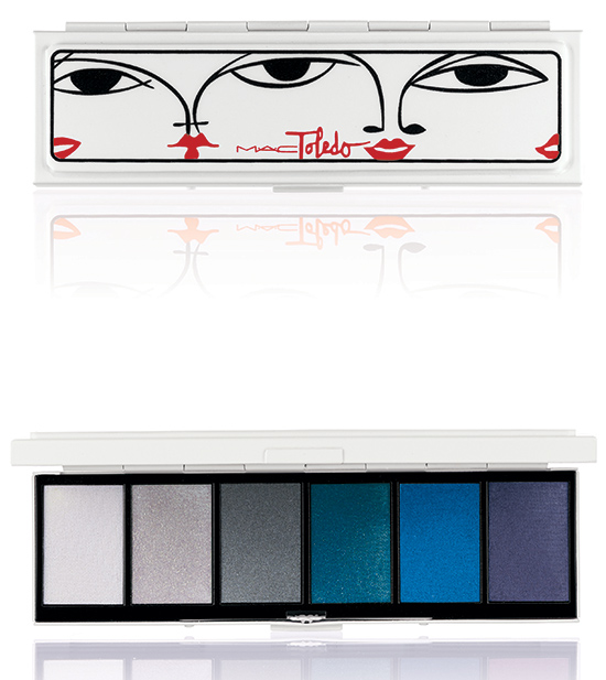 MAC x Isabel and Ruben Toledo Collection for Spring 2015 14