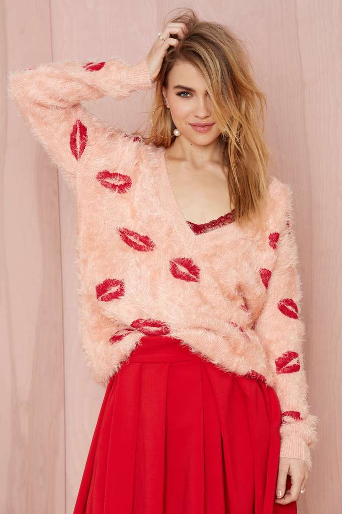 Nasty Gal Valentines Day 2015 Collection Truth Or Dare