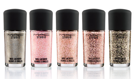 New MAC Studio Nail Lacquers (January 2015) 2