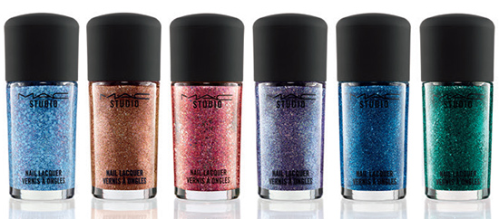 New MAC Studio Nail Lacquers (January 2015) 3