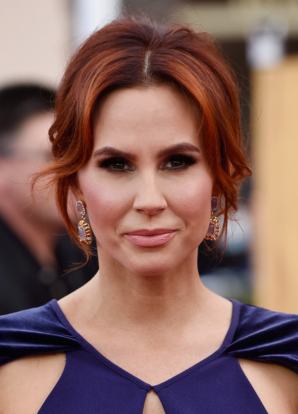 On The Red Carpet – Best Hairstyles & Makeup at the 2015 SAG Awards 2
