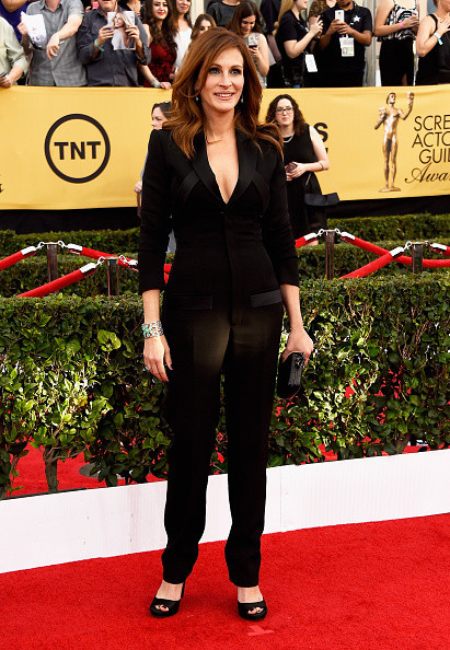 On The Red Carpet - Best Dressed at the 2015 SAG Awards 12