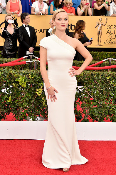 On The Red Carpet - Best Dressed at the 2015 SAG Awards 3