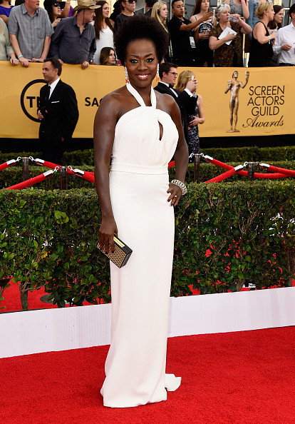 On The Red Carpet - Best Dressed at the 2015 SAG Awards 9