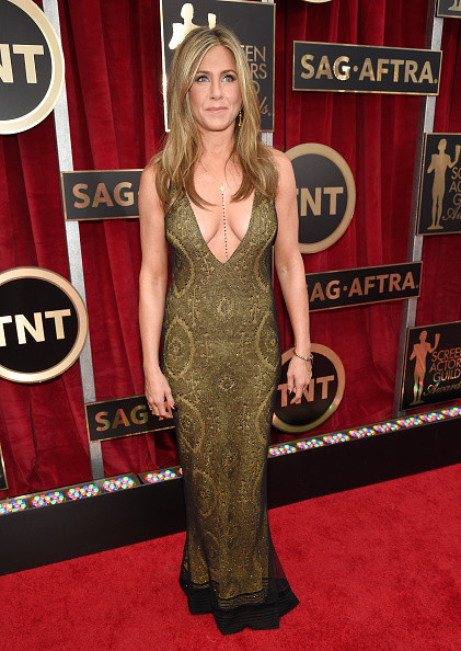 On The Red Carpet - Best Dressed at the 2015 SAG Awards
