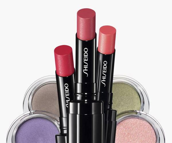 Shiseido Spring 2015 Makeup Collection