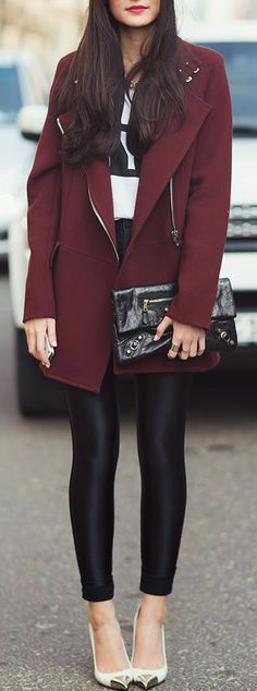 Style Inspiration - Winter Fashion 10