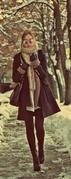 Style Inspiration - Winter Fashion 11