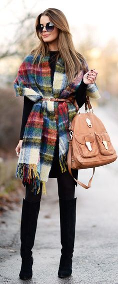 Style Inspiration - Winter Fashion 12