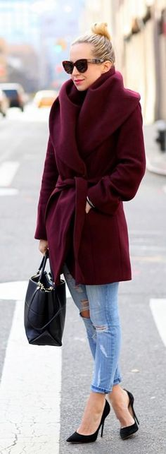 Style Inspiration - Winter Fashion 14