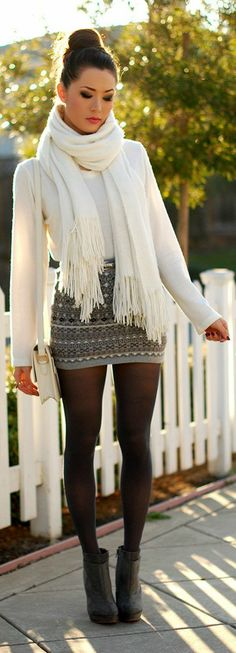 Style Inspiration - Winter Fashion 2