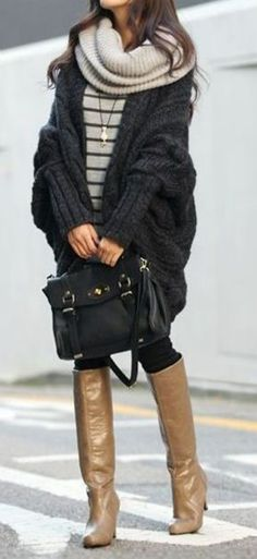 Style Inspiration - Winter Fashion 22