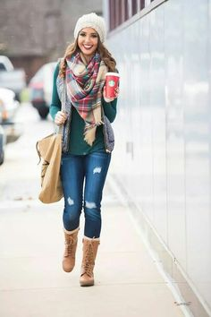 Style Inspiration - Winter Fashion 4