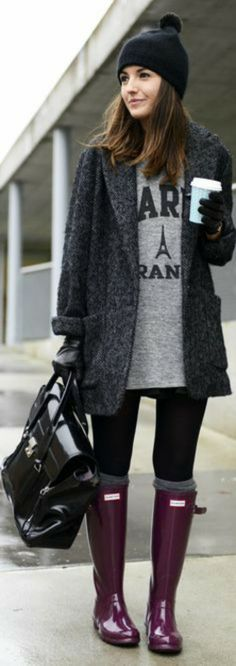 Style Inspiration - Winter Fashion 7