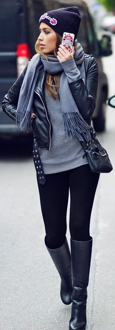 Style Inspiration - Winter Fashion 9