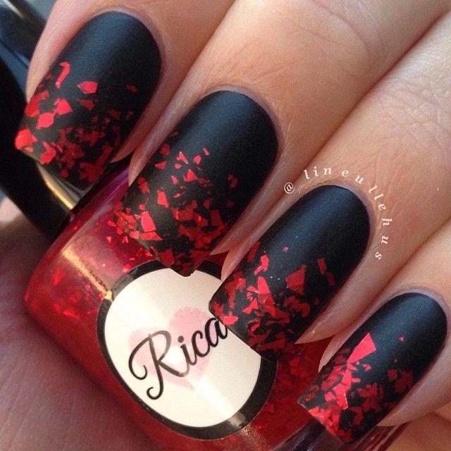 Valentine's Day Nail Art & Design Ideas 18