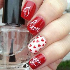 Valentine's Day Nail Art & Design Ideas 4