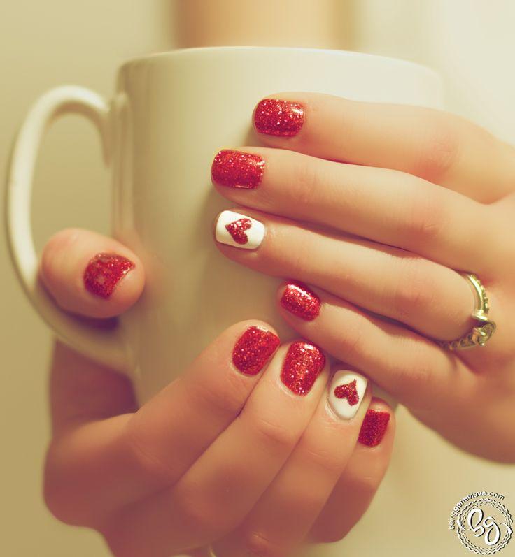 Valentine's Day Nail Art & Design Ideas 5