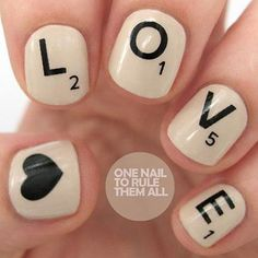 Valentine's Day Nail Art & Design Ideas 8