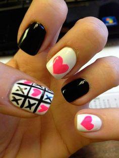 Valentine's Day Nail Art & Design Ideas 9