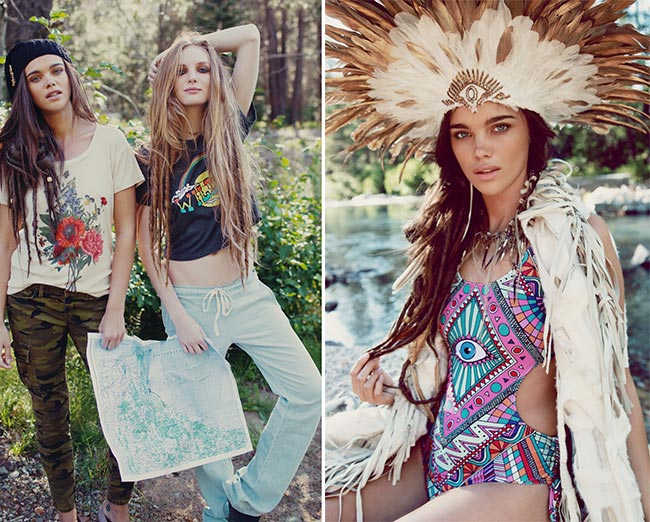 Wildfox Couture Spring 2015 AD Campaign 10