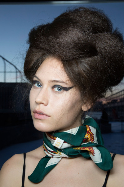 15 Hair & Makeup Looks We Love From New York Fashion Week Fall 2015 10
