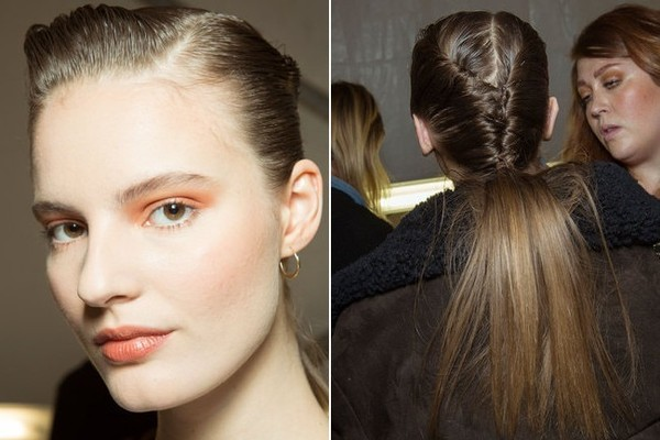 15 Hair & Makeup Looks We Love From New York Fashion Week Fall 2015 13