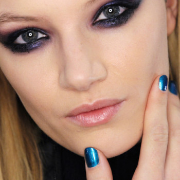 15 Hair & Makeup Looks We Love From New York Fashion Week Fall 2015 2