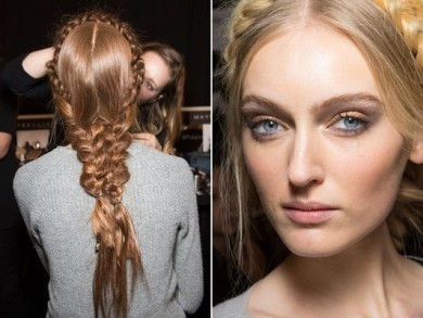 15 Hair & Makeup Looks We Love From New York Fashion Week Fall 2015 3